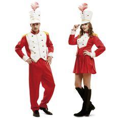 Pareja Soldado de Plomo - Majorette #parejas #disfraces #carnaval