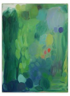 "Saatchi Art Artist gretchen kish neal; Painting, ""plantscape"" #art"