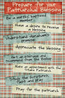 LDS Handouts: Prophets & Revelation: How can a Patriarchal Blessing help me? Patriarchal Blessing, Lds Church, Church Ideas, Fast And Pray, Young Women Lessons, Lds Youth, Personal Progress, Lds Quotes, Scripture Study