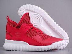 Adidas Tubular X Hi College Red S77842 Boost Primeknit Prime Knit Yeezy October