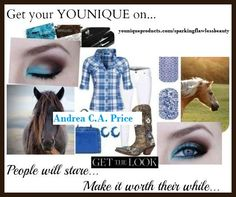 Ride Um In Style www.youniqueproducts.com/sparkingflawlessbeauty
