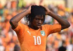 Gervinho gets two game ban for Keita slap