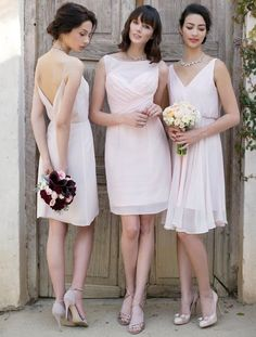Vow to be Chic rents designer bridesmaid dresses for a fraction of the cost of a new dress. (Vow to be Chic photo)