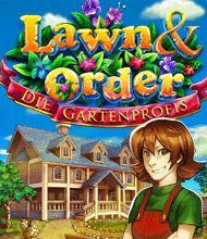 Jetzt das Klick-Management-Spiel Lawn & Order: Die Gartenprofis kostenlos herunterladen und spielen!!