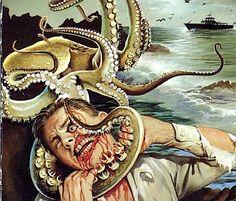 Homicidal Octopus
