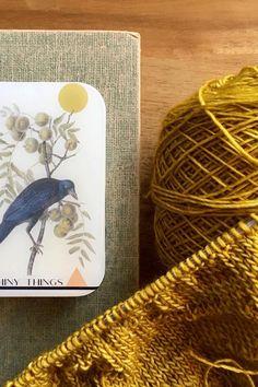 Free Knitting Pattern for Scandinavian Sampler Blanket. Kit…