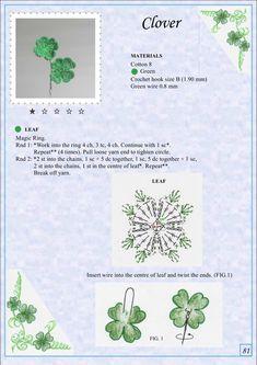 Альбом «The Book of Crochet Flowers». Обсуждение на LiveInternet - Российский…