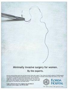 creative hospital ads - Google Search