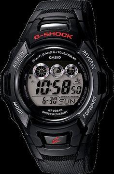 Casio-Watch G-Shock #GWM530A-1 #Casio