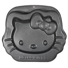Hello Kitty Non-Stick Cake Pan, Only $7.99 Shipped! | | The Krazy Coupon Lady