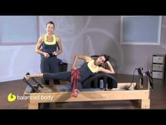 Pilates Instructors : E37 : Innovative and Fun Exercise on the Reformer