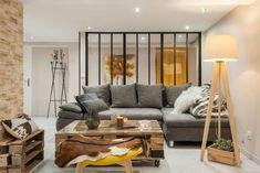 Un loft dans un ancien garage à Lyon - PLANETE DECO a homes world