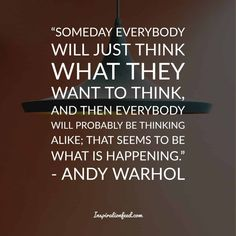 35 Unforgettable Andy Warhol Quotes and Philosophy In Life Andy Warhol Quotes, Philosophy, Best Quotes, Shit Happens, Writing, Life, Best Quotes Ever, Philosophy Books, Being A Writer