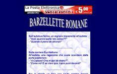Barzellette romane