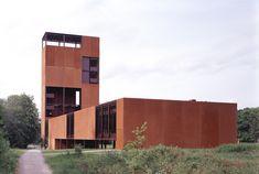 Gigon Guyer Architekten /// Archeological Museum and Park Kalkriese /// Osnabrück,DE /// 1998
