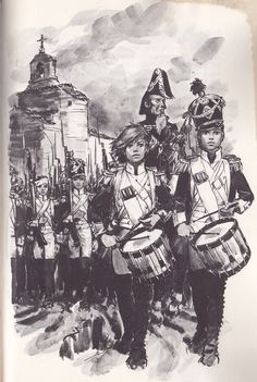 By Pierre Joubert Children's Book Illustration, Illustrations, French Army, Norman Rockwell, Wild Ones, Pop Art, Cover, Fantasy, Black And White