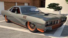 1971 Plymouth Cuda 426