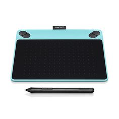 Wacom Intuos tablet ,in my opinion this is a nice tablet, not just for beginners but  professionals too
