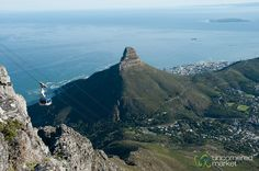 Table Mountain Views & Cable Car - Cape Town, South Africa by uncorneredmarket, via Flickr