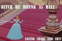 "I usually wouldn't mix something ""Disney"" related with crude humor.....but this made me giggle too much:)"