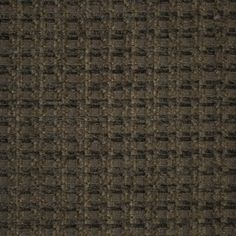 "Chenille  Pattern: GRID                                    Color: 30746 COFFEE  54"" Wide – Fiber Contents 100% Polyester  Repeat: 0.375"" Horizontal, 0.375"" Vertical  Cleaning Code: S  Abrasion: 39,000 Double Rubs    Made in China  UFAC Class I  PRICE GROUP B  Available With Optional Nano-Tex® Treatment"