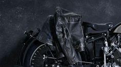 #BelstaffbyGoodwood leather. #Moto #AW14 #Belstaff