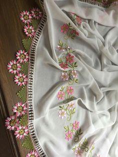 Pakistani Fashion Party Wear, Lace Making, Fun Crafts, Lace Trim, Embroidery, Sewing, How To Make, Needlepoint, Bobbin Lace