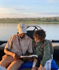 The Curiosity of Little Birders on the Zambezi Tiger Fish, Weird Names, Child Teaching, Canoe Trip, Birdwatching, In The Tree, Family Adventure, Kingfisher, His Eyes