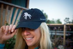 """""""Jumper"""" Baseball Cap by Cowgirls for a Cause 