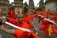 Shaolin Temple Kung Fu - Learn more about New Life Kung Fu at newlifekungfu.com
