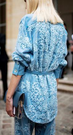 Paris Haute Couture fashion week F/W  SHOP
