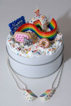 Nyan Cat Tin Box!!!!!! OMG!!! SO COOLIO!!!