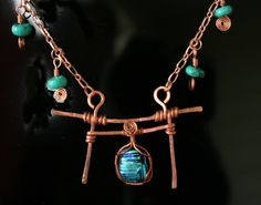 Temple Gate - Copper Wire Jewelers