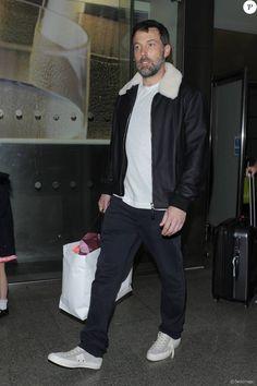 Jennifer Garner, Ben Affleck et leurs enfants Violet, Seraphina et Samuel arrivent à la gare de Saint-Pancras à Londres le 8 mai 2016.