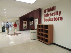 The WTAMU Bookstore is the ideal place to find textbooks, WT apparel, class supplies and more.
