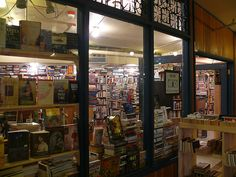 Seattle Bookstore - Pike's Place