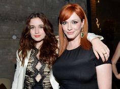 """Christina Hendricks - """"Ginger & Rosa"""" Post Premiere Reception"""