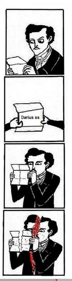 Darius in League of Legends