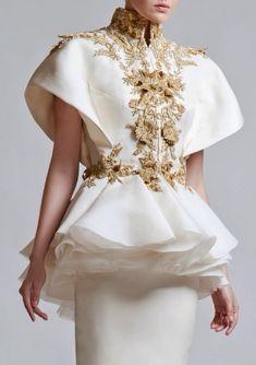 Krikor Jabotian haute couture spring/summer 2013