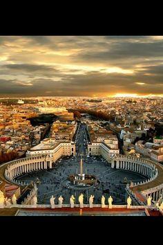 Roma. Vaticano.