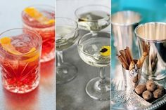 20 Cocktail Recipes to Help You Ring In the New Year