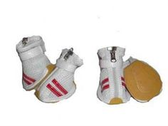 Pet Life Lightweight Mesh Pet Shoes  White  Red  Large *** Read more reviews of the product by visiting the link on the image.(This is an Amazon affiliate link and I receive a commission for the sales)