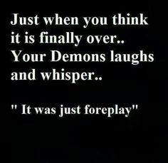 My demons are fun to play with Melencolia I, Dark Quotes, My Demons, Inner Demons, Foreplay, Writing Prompts, Writing Ideas, Writing Inspiration, Creative Writing