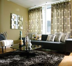 Home Decorating Ideas | Beautiful Interior Decorating With Fabric Ideas from Harlequin - All ...
