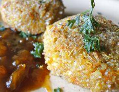 Coconut Curry Quinoa Croquettes - this sounds delish!