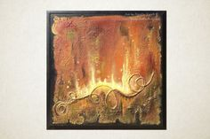 Fire Fire Burning Bright In The Shadows Of The Night by Sara Smelt on Etsy