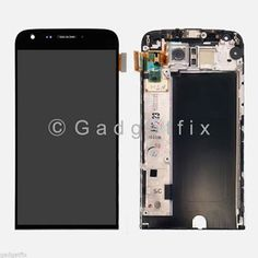 LG G5 VS987 LS992 US992 RS988 Display LCD Screen Touch Screen Digitizer + Frame Complete assembly LCD Screen with Touch screen and Frame Brand New Touch Screen Digitizer with no bubbles already pre assembly 100% Guaranteed that you will be satisfy or money back In stock and same day shipping from California  Do you wanna buy part for smartphone/tablet with exellent price and good services? We rank amongst the top of the sellers on ebay for the past 7 years.