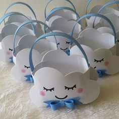 Star Baby Showers, Baby Boy Shower, Unicorn Birthday, Girl Birthday, Cloud Party, Baby Shawer, Girl Baby Shower Decorations, Diy Crafts For Kids, Baby Knitting