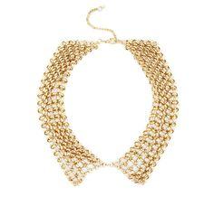 Sole Society Accessories - PETER PAN CHAIN COLLAR