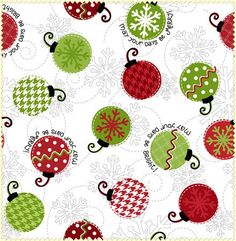 Hey, I found this really awesome Etsy listing at https://www.etsy.com/listing/195746051/christmas-fabricwinter-holidaysewing